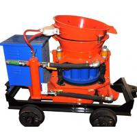 China China new airless paint spraying machine for sale, Model HPZ-5 concrete dry sprayer on sale