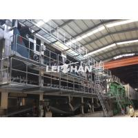 Three Layer Corrugated Cardboard Production Line For Paper Making Manufactures