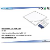 Dining Room Dali Dimmable LED Light Panels 254 ~ 417VDC Home 42-60W Manufactures