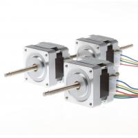 NEMA14 Stepping Motor, 1.8° step angle stepper motor, 2-Phase Stepper Motors Manufactures