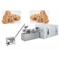 Small Snack Food Grain Oatmeal Machine , High Speed 8000-10000 / 24 Hours Manufactures