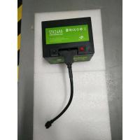 China OEM 12V24Ah Rechargeable LiFePO4 Golf Trolley Battery on sale