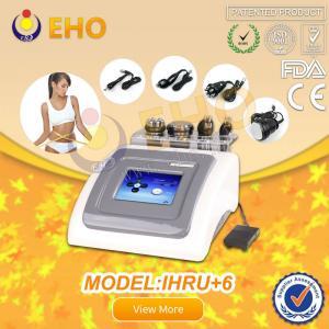 Non -surgical Multi-polar RF Vacuum Cavitation Body Slimming Apparatus / MANUFATURER/ EHO Manufactures