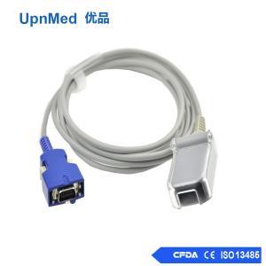 Compatible Nellcor Covidien M7000/M8000/M9500 DOC-10 SpO2 Adapter Cable, extension cable for Spo2 sensor ,2.4M Manufactures