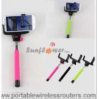 Wireless Mobile Phone Mobile Phone Accessories Monopod Take Pole Selfie Manufactures