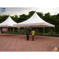 China 26oz WHITE COLOR pvc coated tarpaulin for India people use with pvdf lacquered on 2 sides on sale