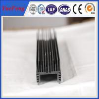 black anodized aluminum led heat sink( led heat sinks), heat sink led Manufactures