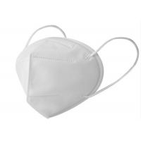 GB2626-2006 Disposable Nonwoven KN95 Respirator Earloop Mask Manufactures