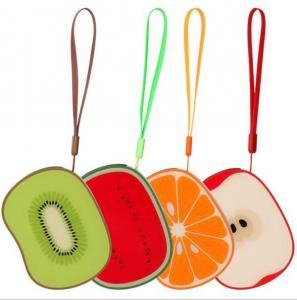 2018 Innovative Fruits Power Bank Orange Watermelon Shape Mobile Phone Power Manufactures