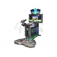 China 42 Aliens Extermination With Pedal interactive TV gun shooting games video game on sale
