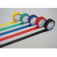 PVC Colorful Adhesive Insulation Tape Achem Wonder For Wires Winding Cable Manufactures