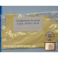 Yellow Injection Trenbolone Steroids Powder Trenbolone Acetate CAS10161-34-9 Manufactures