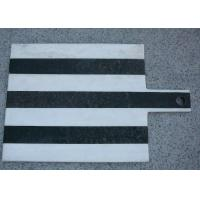 Stone Cheese Cutting Board Black And White 35x25cm Food Safe Insulated Manufactures