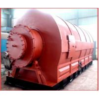 Waste Tire Recycle Plant to Fuel Manufactures