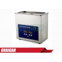 Miniature Ultrasonic Cleaning Equipment For Glass Beaker Wash Manufactures
