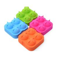 China Injection Moulding Products Silicone Ice Cube Molds Square Tools For Home on sale