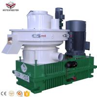 Factory supply directly ring die wood output biomass pellet machine Manufactures