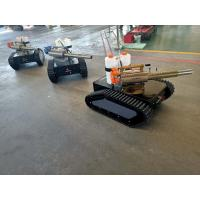 Rubber Track Undercarriage With Foggy Machine,Remote Control,fast delivery for sale