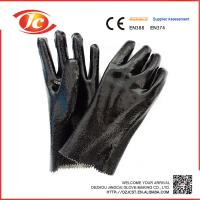 PVC working safety gloves Manufactures