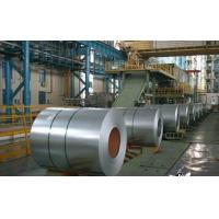 SGCC Hot dipped Galvanized Steel Coils with regular spangles for 0.35mm thickness Manufactures