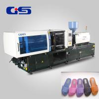 Quality Professional Rubber Sole Injection Moulding Machine With Hydraulic System 5.4kW for sale