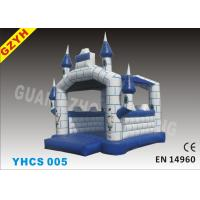 China EN 14960 Childrens Inflatable Bouncy Castle PVC Tarpaulin YHCS 005 for Family Backyard on sale