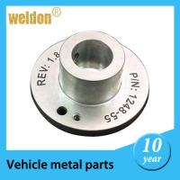 Special Vehicle metal parts / Automobile American Axle trailer sheet metal parts Manufactures