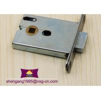 Office Building Toilet Mortise Door Lock Italian / European Mortise Lock Body Manufactures