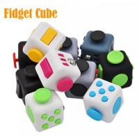 Fidget Cube Fidget Spinner Finger Cube 6 Sides The World's First American Decompression Anxiety Toys Plush Toy Beyblade Manufactures