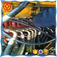 China HYDRAULIC HOSE STEEL WIRE BRAIDED HIGH PRESSURE CHINA MANUFACTURER on sale