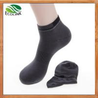 China Wholesale Breathable Bamboo Fibre Sock with Bamboo / Spandex Manufactures