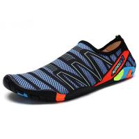 Summer Barefoot Water Shoes , Colorful Aqua Water Shoes For Surfing Swimming Manufactures