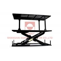 China Parking Lot Car Lifts Auto Parking Lift Reduce The Leakage Of Oil 220V/380V on sale