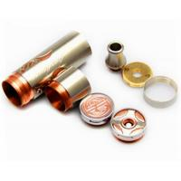 510 Threading Mechanical Mod E Cig Stringray X Mod for 18350 / 18650 / 18500 Battery Manufactures