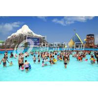 Air Blower Water Park Wave Pool Construction Family Use Custom Size for Water Park Manufactures