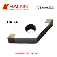 Halnn BN-H11 PCBN Cutting Tools machining Metallurgical bearings for hard turning process Manufactures