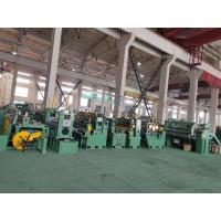 China High Speed Automatic Cut To Length Machines Line For Cr Stainless Steel Copper on sale