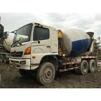Used HINO mixer truck Manufactures