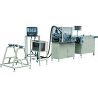 Panel Paper Filter Manufacturing Machines , 0.6Mpa Industrial Pleating Machine Manufactures