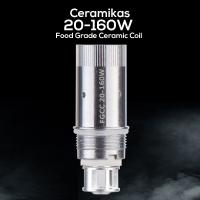 Newest Ceramikas coil head 20-160W Food Grade Ceramic Coil with best price&high quality Manufactures