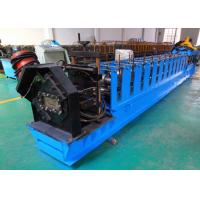 C Channel Purlin Roll Forming Machine Double Chain Driven Economical Designed Manufactures