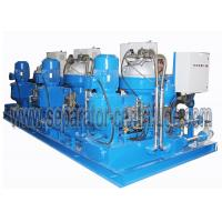 China PDSD Series High Performance Centrifugal Separator For Waste Oil Cleaning on sale