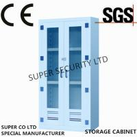 Medical Storage Cabinet With Door For Storing Phosphoric And Chromic Acids Manufactures
