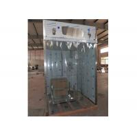 Class 100 Cleanroom Dispensing Booth For Biological Pharmacy Manufactures