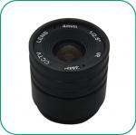 Manual Focus CS Camera Lens 26.5°-106° Field Cs Mount Super Extra Camera Lens Manufactures