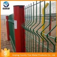 Alibaba China Supplier 3d Traingle Wire Mesh Fence Netting,All  Kinds Of Products,Different Colors,More Types and shapes Manufactures