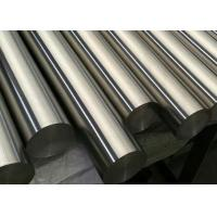 Round 316 Stainless Steel Bar / AISI Iron Polished Stainless Steel Rod Manufactures