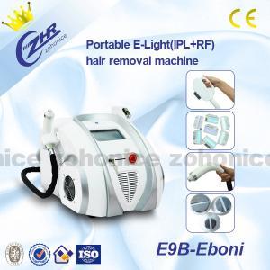 China Skin Tightening / Depilation E-light IPL RF , Skin Care Beauty Device on sale