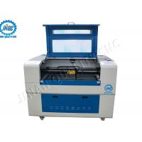China Cnc Desk Co2 Laser Engraving Machine For Wood And Acrylic CE Certificate on sale