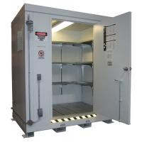 Buy cheap Chemical Safety Storage Cabinets , Hazmat Storage Containers For Hazardous Material from wholesalers